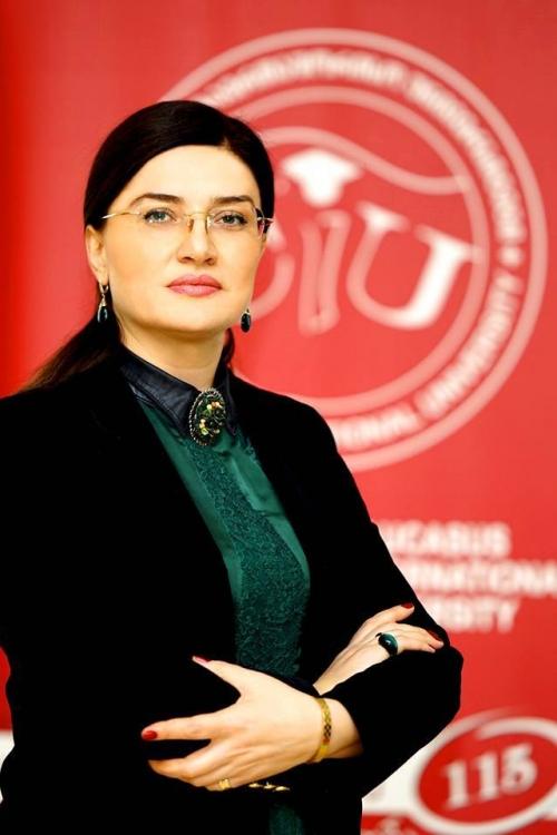Irma Makharashvili