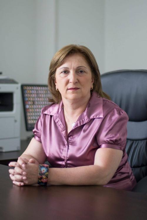 Manana Moistsrapishvili