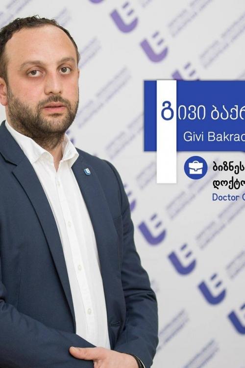 Givi Baqradze
