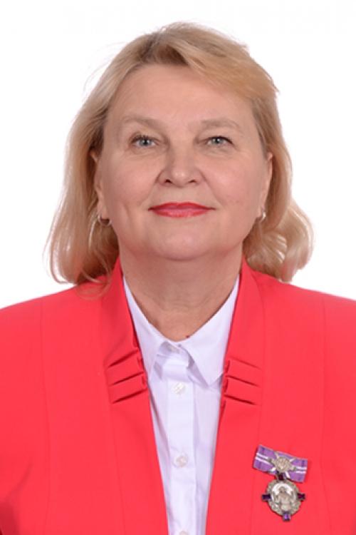 Halyna Kuzmenko